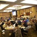 Guests enjoyed presentations and a heart-healthy breakfast.