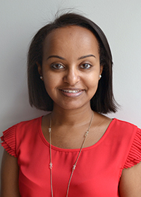 Tigist Hailu, Director of Diversity in Research and